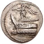 Macedonian Kingdom. Demetrios I Poliorketes. Silver Tetradrachm (17.22 g), 306-2. Pella, ca. 294/3