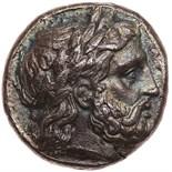 Macedonian Kingdom. Philip II. Silver Tetradrachm (13.86 g), 359-336 BC Choice V. Amphipolis,