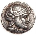 Seleukid Kingdom. Seleukos I Nikator. Silver Tetradrachm (17.11 g), 312-281 BC V. Minted at Susa,