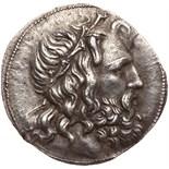 Macedonian Kingdom. Antigonos III Doson. Silver Tetradrachm (17.12 g), 229-221 B. Amphipolis(?), ca.
