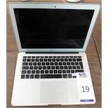 Apple MacBook Air s/n C2QN3037FKYR with Charger