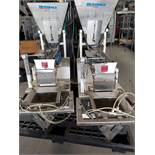 Weighpack AEFI Scales/Mesinie/Universal Controller, S/N 546, 115 Volt, (3) Complete Scales - One For