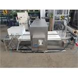 """Graseby Goring Kerr Tek.21 Metal Detector, Size 9-1/2"""" H x 29"""" L, Conveyor Size 29"""" W x 96' L ("""