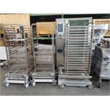 Rational LCPC G Rolling Racks (Located Fort Worth, TX) (LOADING FEE: $50.00 USD)