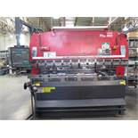 """2000 Amada RG-80 80 Ton x 8' CNC Press Brake s/n 811958 w/ NC9-EX II, 94.6"""" Table SOLD AS IS"""