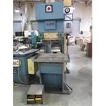 "Amada SPH-30C 30 Ton Hydraulic Press Brake s/n 305771 w/ 12 7/8"" Ram Die Head, SOLD AS IS"