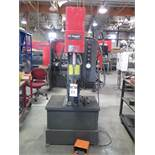 """Haeger 6 Ton x 18"""" Hardware Insertion Press (SOLD AS-IS - NO WARRANTY)"""