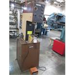 """Haeger HP2.5A 2.5 Ton Hardware Insertion Press s/n 182 w/ 12"""" Throat (SOLD AS-IS - NO WARRANTY)"""