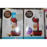 Lot to Contain 2 Nescafe Dolce Gusto Lumio Range Capsule Coffee Makers RRP £200 (Untested Customer