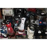 Lot to Contain 30 Kitchen Items to Included Delonghi Colours Range Cappuccino Coffee Makers