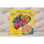 Lot To Contain 80 Brand New Miss Honeys Hat By Pam Adams Childs Play Classroom Books RRP £400 (