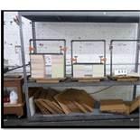 Medium Duty Shelving Units Only No Padding Equipment