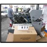 Heidelberg Printmaster QM 46-2, Includes Spare Parts