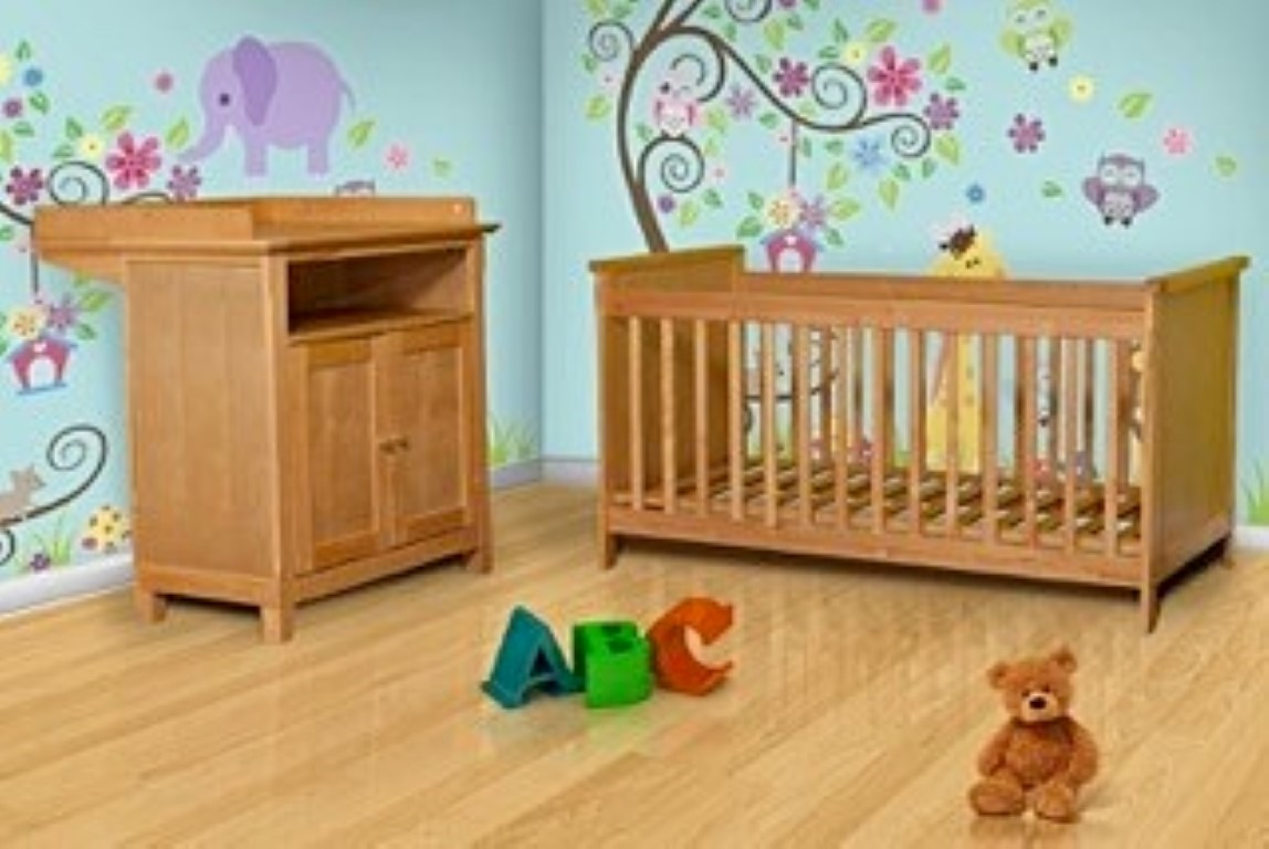 Solid Wood Baby Furniture Sets