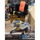 DeWALT 5 in. hook and loop orbital palm sander m/n DWE6421K