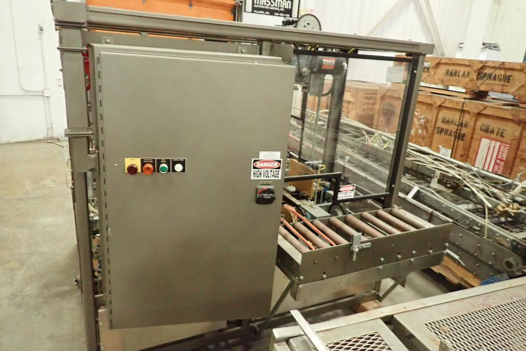 Lotto 109 - Massman small KD case packer CP71030 {Located in Indianapolis, IN}