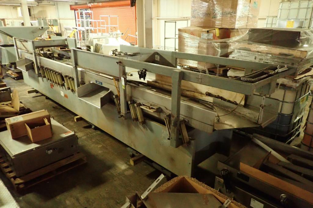 Lotto 12 - Key iso-flo vibrator conveyor {Located in Indianapolis, IN}