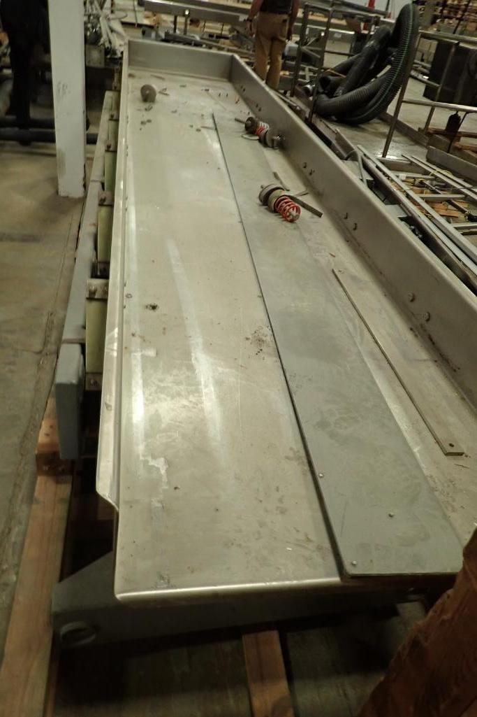 Lotto 110 - Key iso-flo vibratory conveyor {Located in Indianapolis, IN}