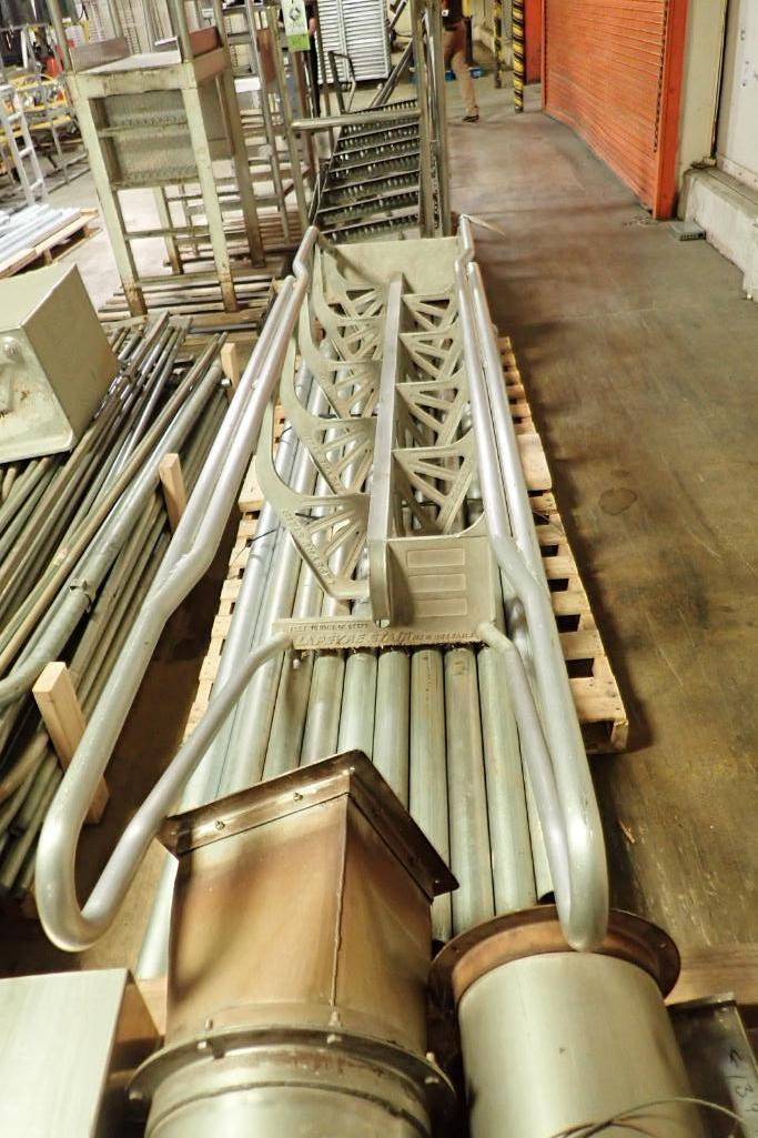 Lot 2 - Lapeyre aluminum stairs {Located in Indianapolis, IN}