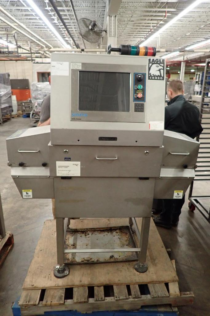 Lot 57 - 2005 Smiths eagle combo x-ray machine {Located in Indianapolis, IN}