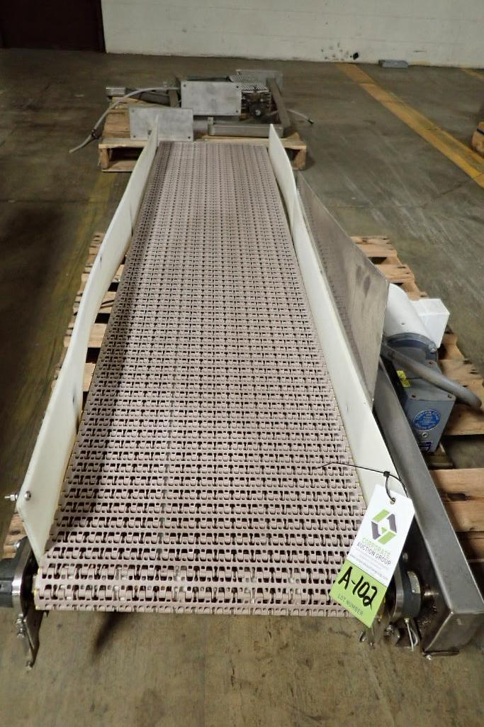 Lotto 102 - Belt conveyor {Located in Indianapolis, IN}