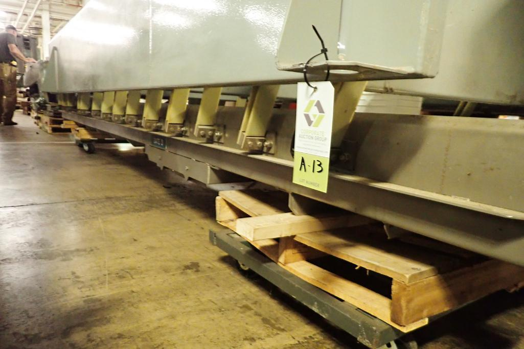 Lot 13 - Key iso-flo vibrator conveyor {Located in Indianapolis, IN}
