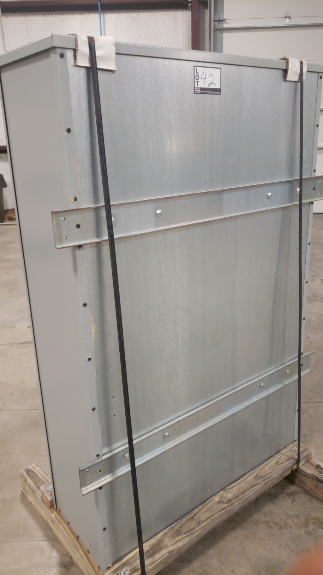 New Siemes 800 AMP 600 volt electric panel - Image 2 of 3