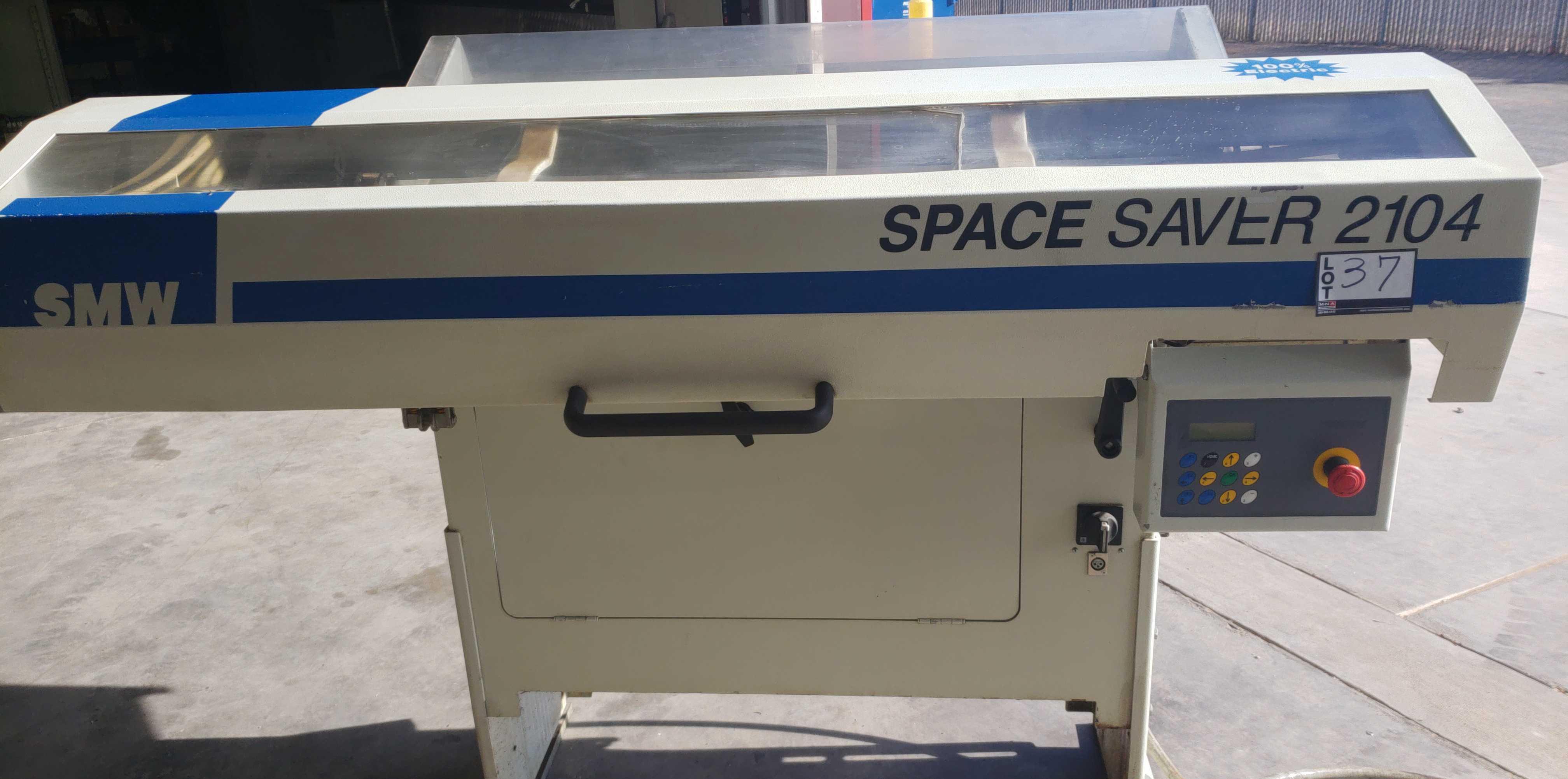 SMW Space Saver 2014 bar-feed