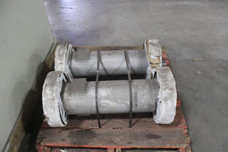 """Lot 25 - Cope EPT-120/16 Extruder, 4.7"""" diam., PLC Allen Bradley control, 16:1 L/D, 8000 kg, 1:40.2"""