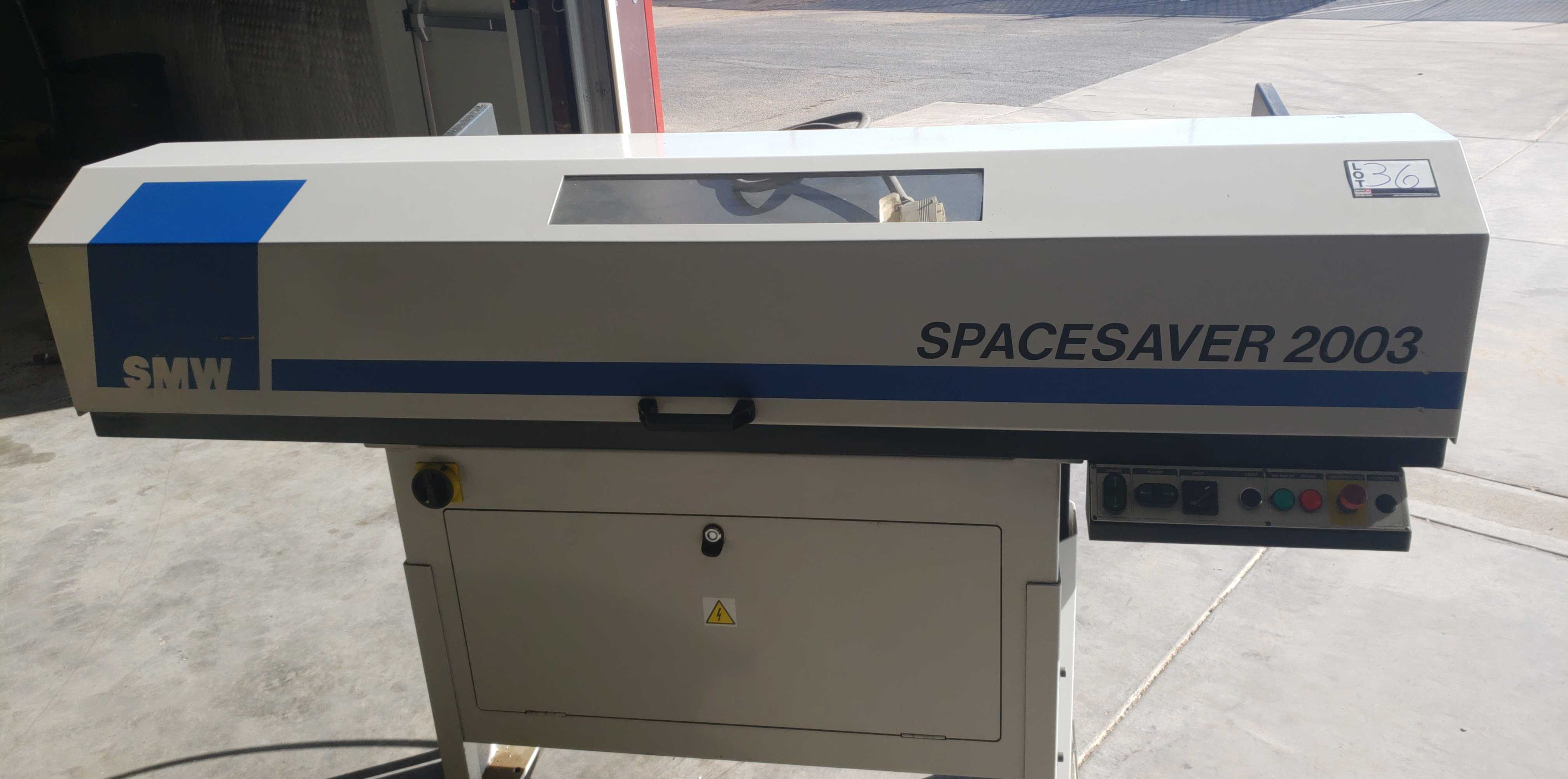 SMW Space Saver 2003 bar-feed - Image 3 of 11