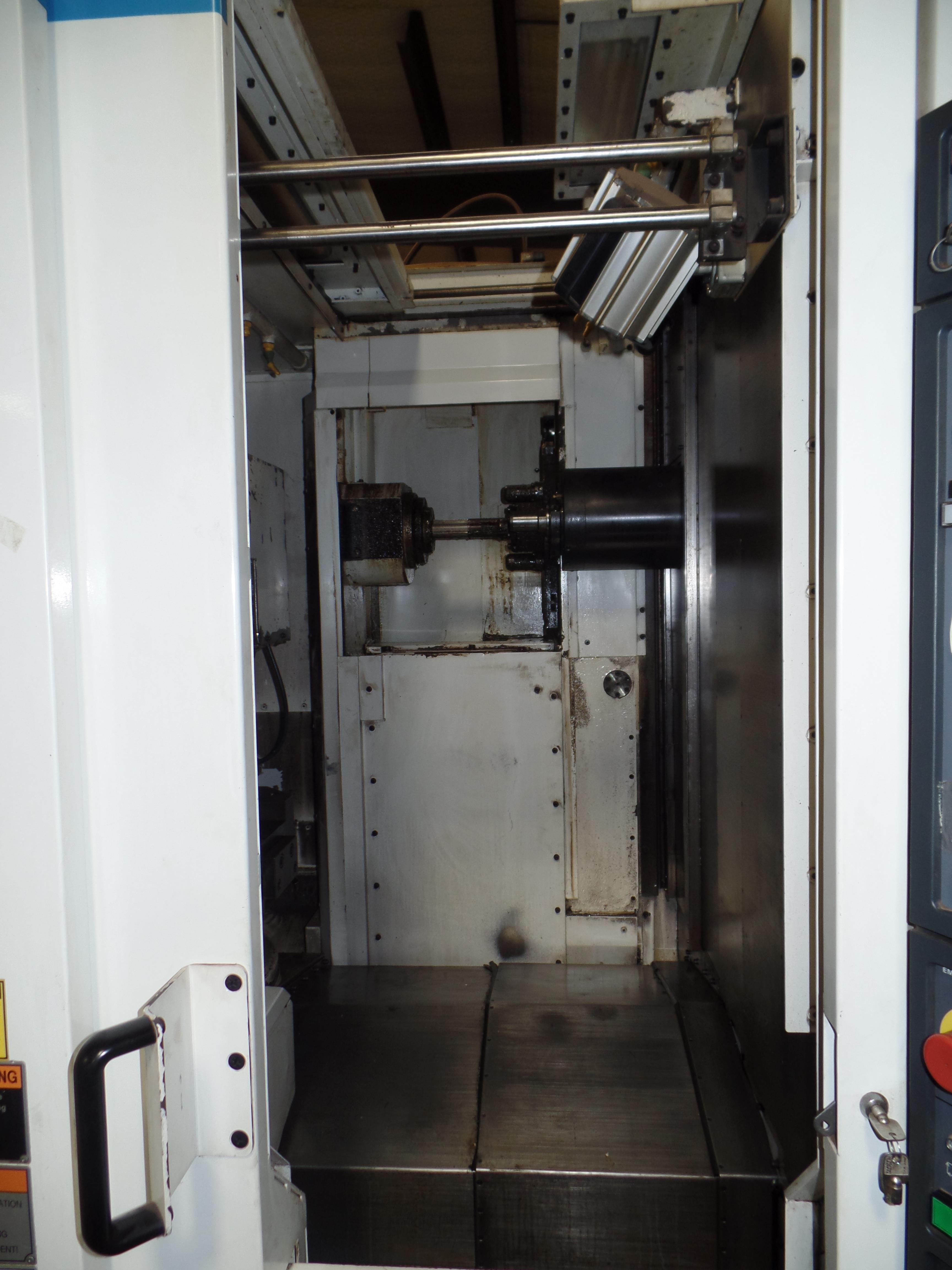 Lot 2 - 1998 Mori Seiki SH-500, Full 5-axis horizontal machining center, MSC-502 control, 10,000 rpm HSK
