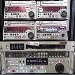 LOT OF 5 SONY ELECTRONICS