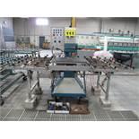 BEIJIANG, BZ0213AL, AUTOMATIC GLASS DRILLING MACHINE