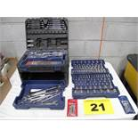 KOBALT, HAND TOOL SET INCH & METRIC SOCKET WRENCHES