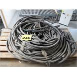 LOT OF POWER CABLE