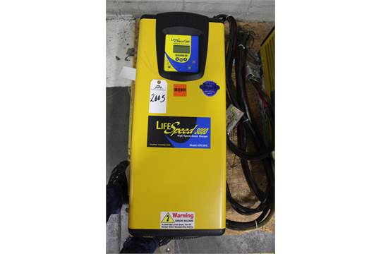 hawker lifespeed 3000 24 36 48 volt battery charger m tc3 ls rh bidspotter com