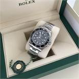 2020 ROLEX SUBMARINER OYSTER STEEL 40 MM WATCH 114060