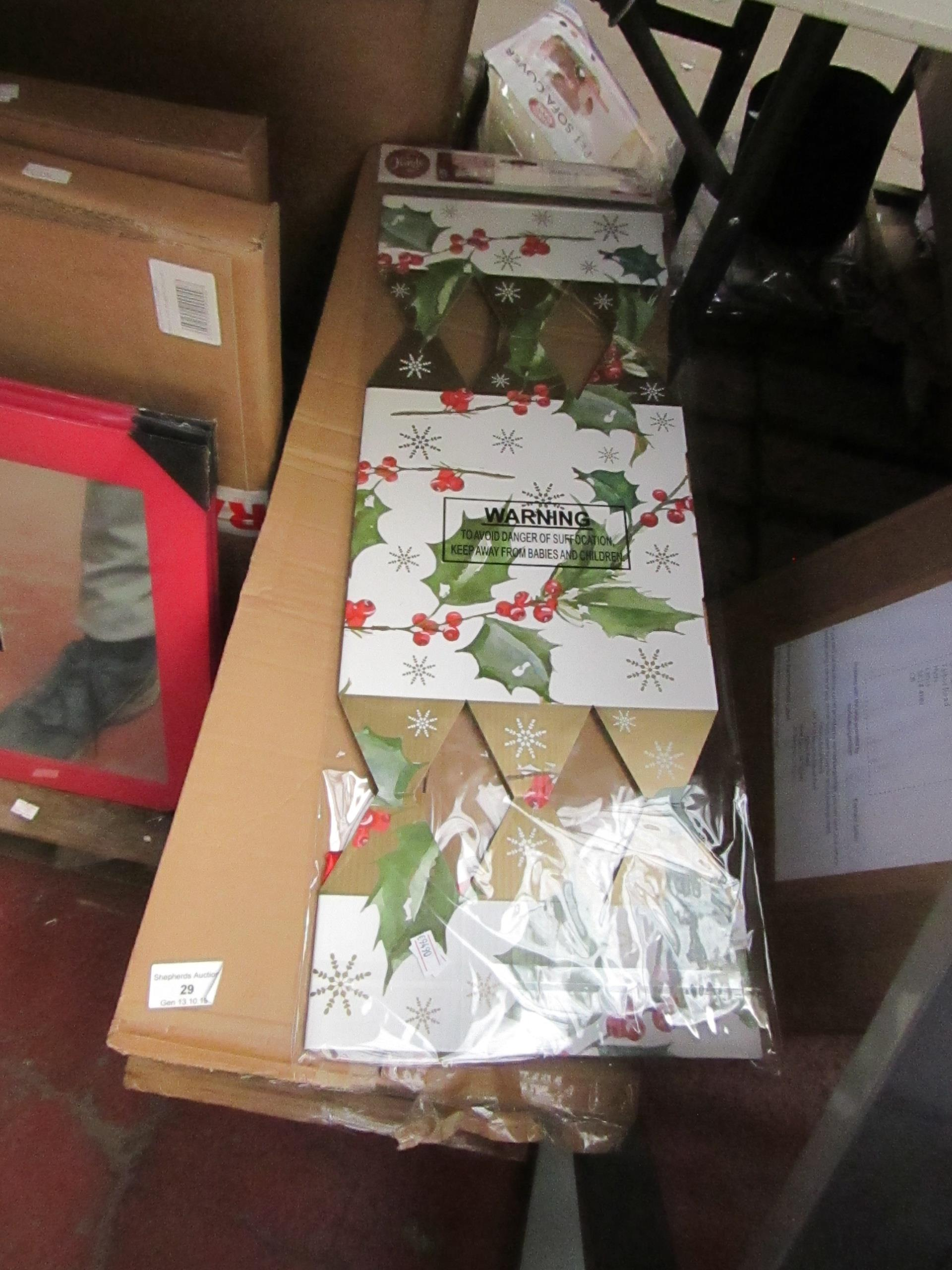 Lot 29 - 20x Adult cracker gift boxes, new and boxed.