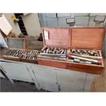 Lot of (4) Keyway Broach Sets Rig Fee: $25