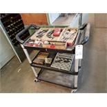 Shop Cart W/Contents Rig Fee: $25