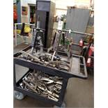 Lot of Gear Pullers, W/ Cart Rig Fee: $25