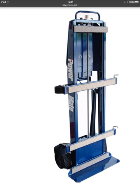 Lot 46 - M1 powermate stairclimber