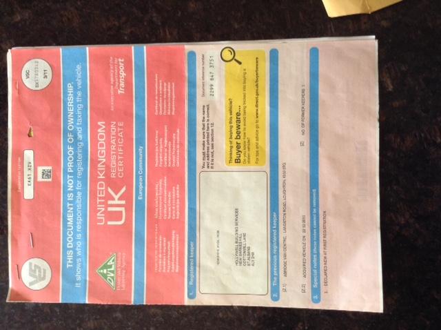 Lot 45 - 2013 13 REG FORD TRANSIT TIPPER TRUCK