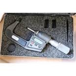 """Starrett digital micrometer 1"""" - 2"""""""