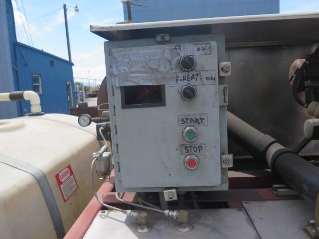 Lot 314 - Hot Pressure Wash Trailer w/ Big-Tex 12' Utility Tandem Trailer, Kohler 18Hp Gas Powered Pump, 180