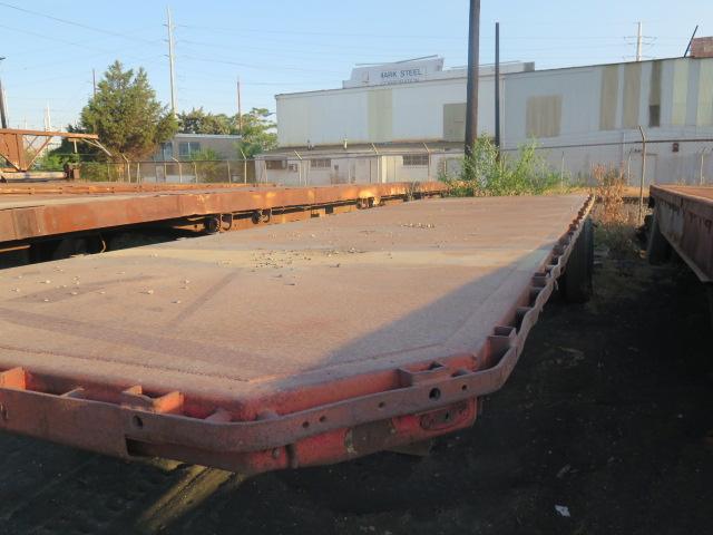 Lot 488 - Yard Trailer