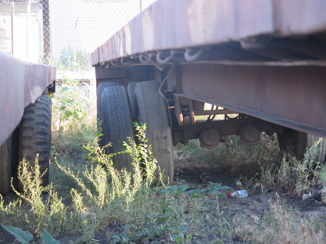 Lot 487 - Yard Trailer