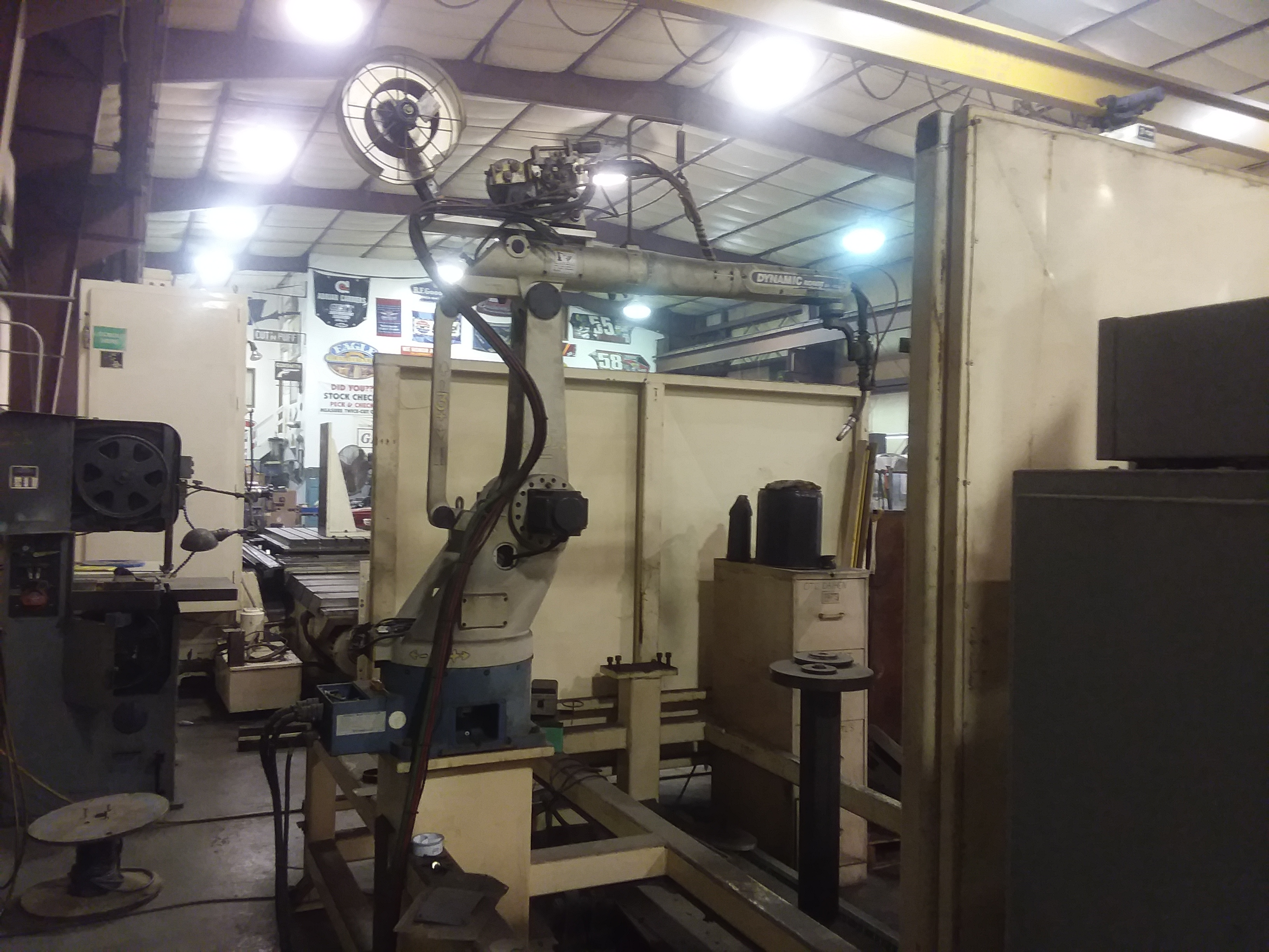 Lot 256 - CNC Robotic Welder