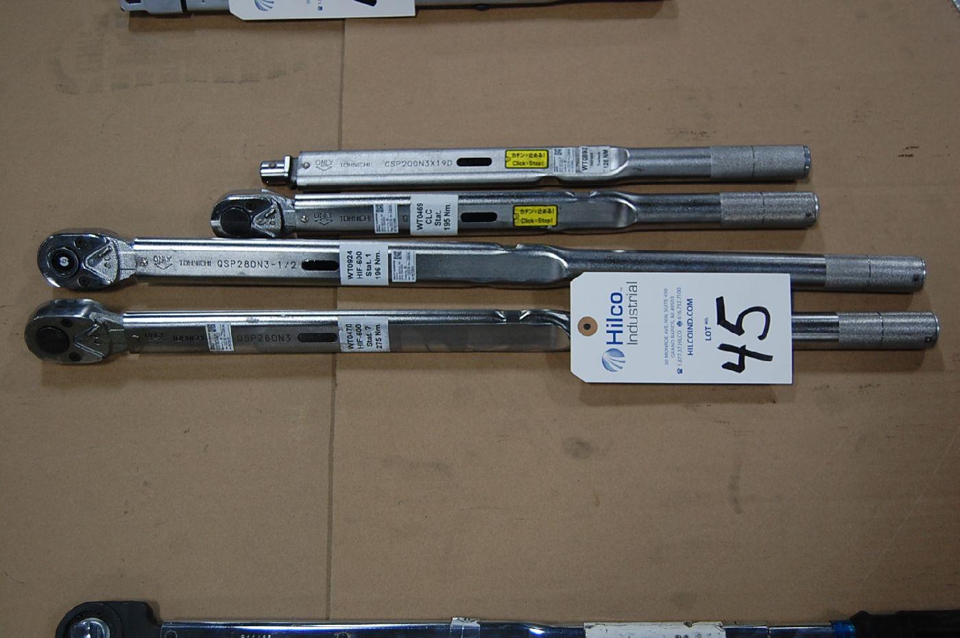 Tohnichi Model QSP280N3 Torque Wrench