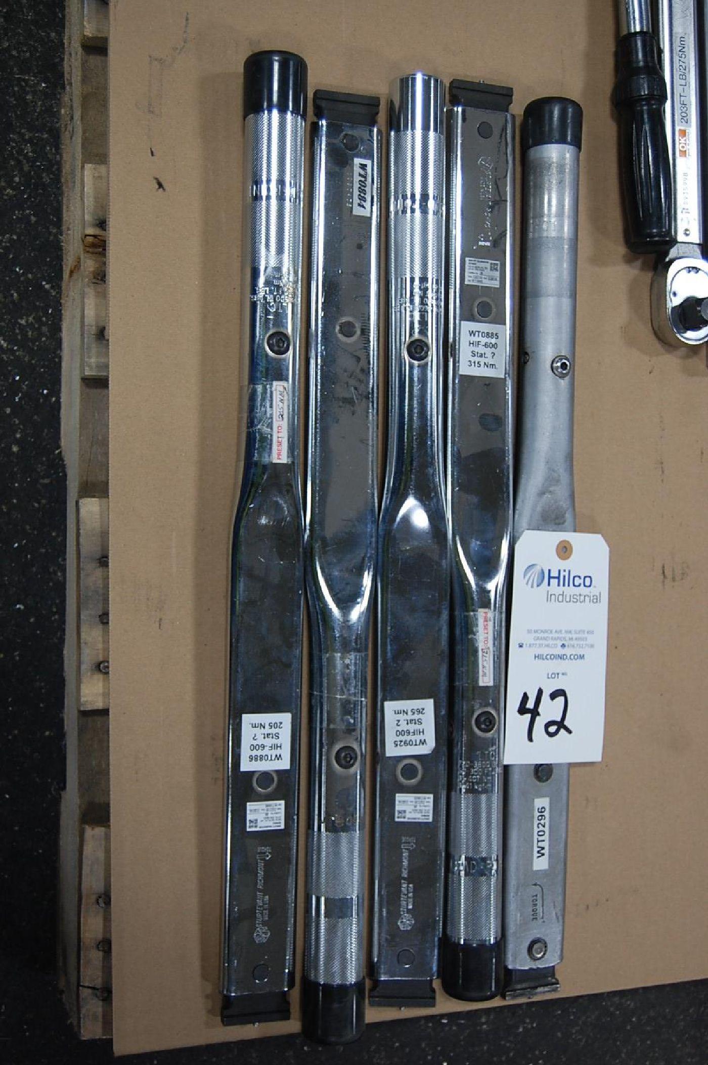 Lot 42 - Sturtevant 300 Ft. Lb. Dial Type Torque Tool